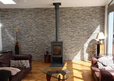Stoves & Stone Built Walls