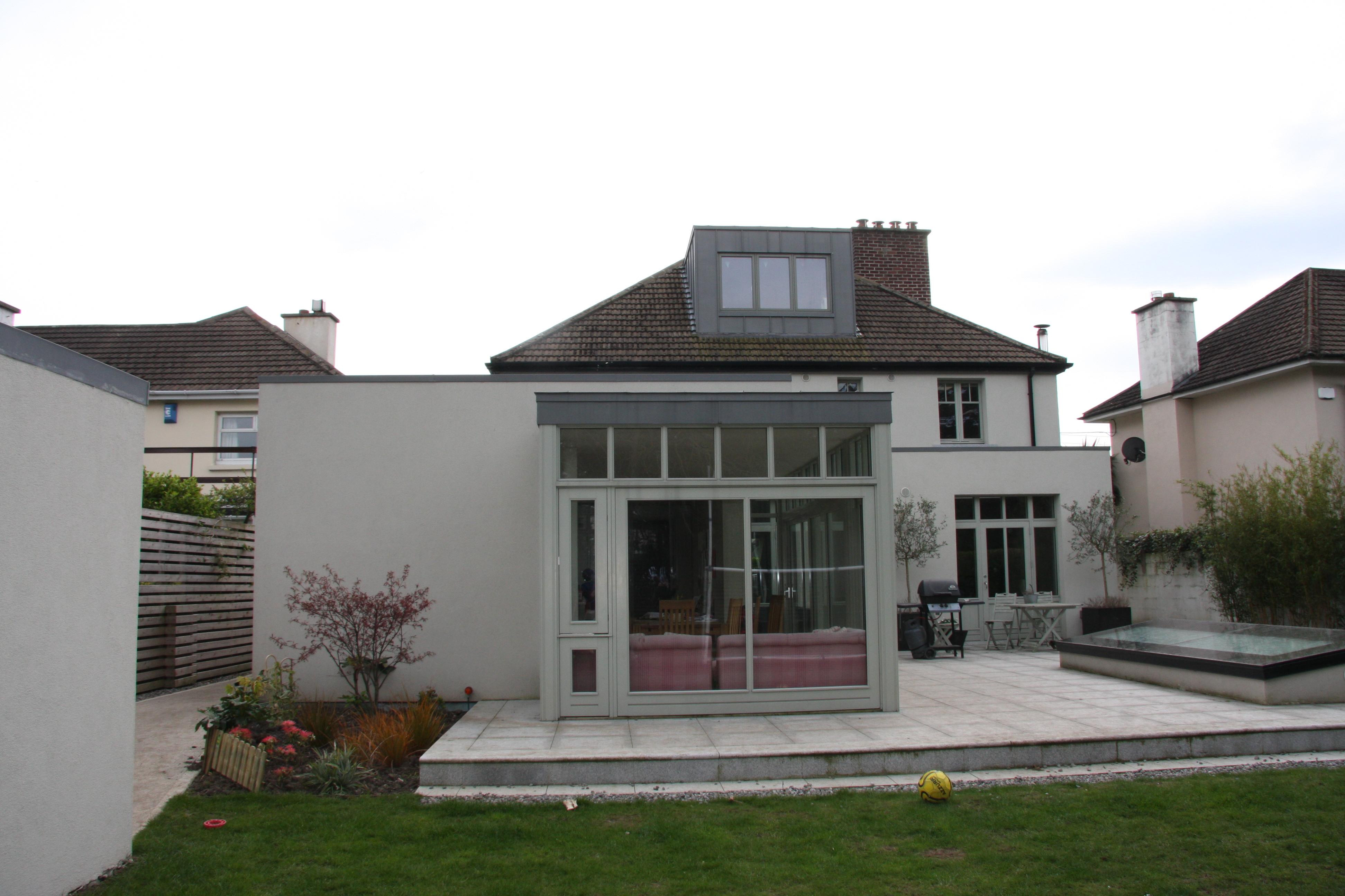 House renovation extension ii john mchale building service for House renovation services